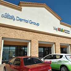 Clovis Crossing Dental Group and Orthodontics store front thumb