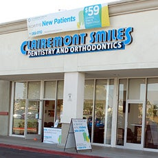 Clairemont Smiles Dentistry and Orthodontics store front thumb