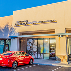 Rita Ranch Dental Group and Orthodontics store front thumb