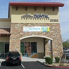 Canyon Vista Dentistry and Orthodontics store front thumb