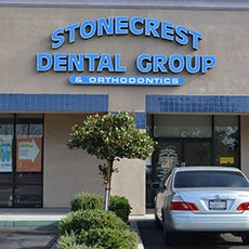 Stonecrest Dental Group and Orthodontics store front thumb