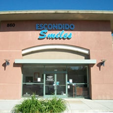 Picture of store front