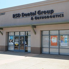 RSD Dental Group and Orthodontics store front thumb
