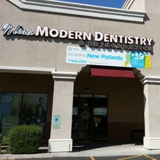 Mesa Modern Dentistry and Orthodontics store front thumb