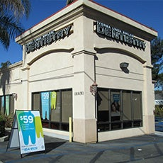 Yorba Linda Smiles Dentistry and Orthodontics store front thumb