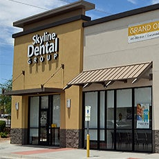Skyline Dental Group and Orthodontics store front thumb