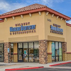 Gilbert Modern Dentistry and Orthodontics store front thumb