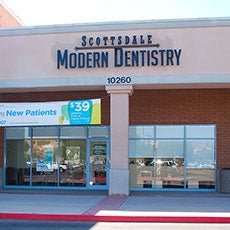 Scottsdale Modern Dentistry store front thumb