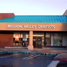 Mission Valley Dentists store front thumb