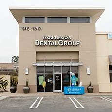 Rossmoor Dental Group store front thumb