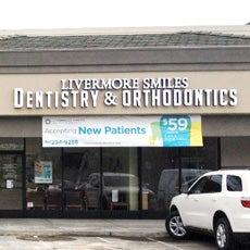 Livermore Smiles Dentistry and Orthodontics store front thumb