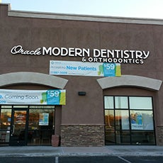 Oracle Modern Dentistry and Orthodontics store front thumb