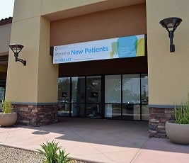 Chandler Modern Dentistry and Orthodontics store front thumb