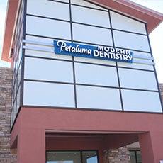 Petaluma Modern Dentistry store front thumb