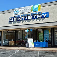 Long Beach Smiles Dentistry store front thumb