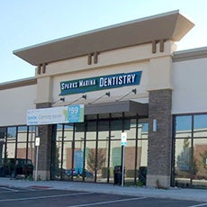 Sparks Marina Dentistry store front thumb
