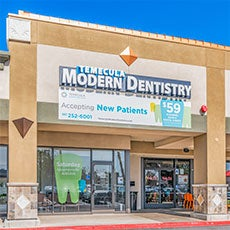 Temecula Modern Dentistry store front thumb