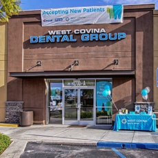 West Covina Dental Group and Orthodontics store front thumb