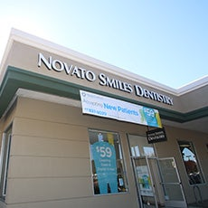 Novato Smiles Dentistry store front thumb