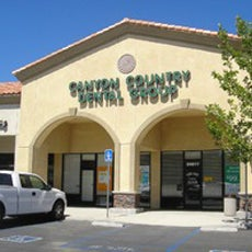 Canyon Country Dental Group and Orthodontics store front thumb