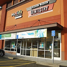 Gresham Modern Dentistry and Orthodontics store front thumb