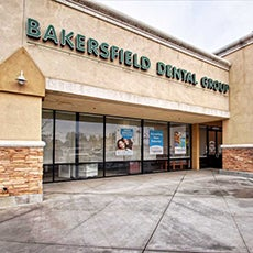 Bakersfield Dental Group and Orthodontics store front thumb