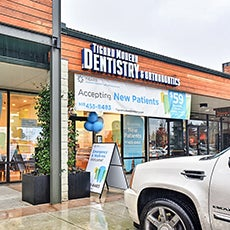 Tigard Modern Dentistry store front thumb