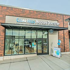 Cedar Hills Modern Dentistry store front thumb