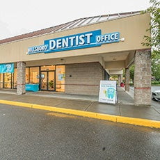 Hillsboro Dentist Office store front thumb