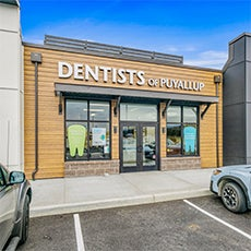 Dentists of Puyallup store front thumb