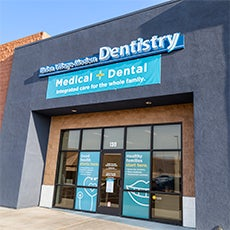 Union Village Modern Dentistry store front thumb