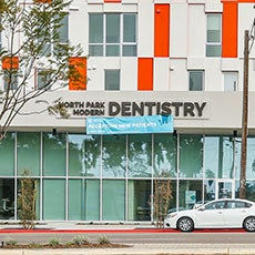 North Park Modern Dentistry store front thumb
