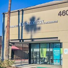 Corona Hills Modern Dentistry and Orthodontics store front thumb