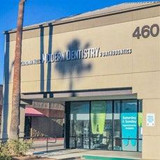Corona Hills Modern Dentistry and Orthodontics store front thumb