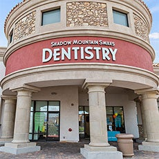 Shadow Mountain Smiles Dentistry store front thumb