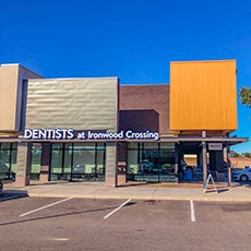 Dentists at Ironwood Crossing store front thumb