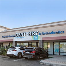 Oxnard Modern Dentistry and Orthodontics store front thumb