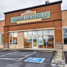 Snohomish Modern Dentistry store front thumb