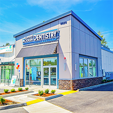 Marysville Modern Dentistry store front thumb