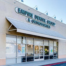 Empire Dental Group and Orthodontics store front thumb