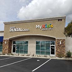 Grove Dental Group and Orthodontics store front thumb
