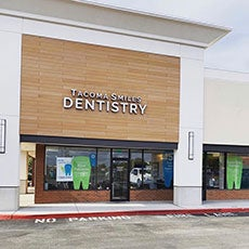Tacoma Smiles Dentistry store front thumb