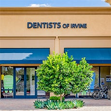 Dentists of Irvine store front thumb