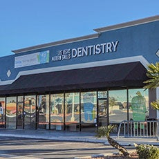 Las Vegas Modern Smiles Dentistry store front thumb