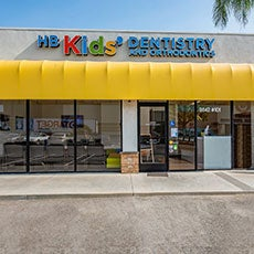 HB Kids' Dentistry and Orthodontics store front thumb