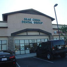 Bear Creek Dental Group and Orthodontics store front thumb