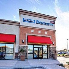 Pomona Dentistry store front thumb
