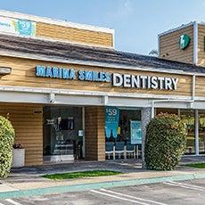 Marina Smiles  Dentistry store front thumb
