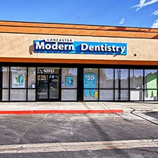 Lancaster Modern Dentistry and Orthodontics store front thumb