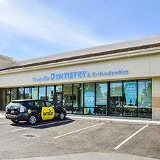 Vacaville Dentistry and Orthodontics store front thumb